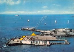 Cartolina Livorno Bagni Acquaviva 1968 - Livorno