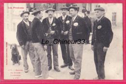 31 - LUCHON----Groupe De Guides Luchonais A Pied--beau Plan - Luchon