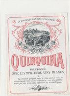 AN 622 / ETIQUETTE   QUINQUINA  N° 28 - Autres
