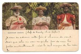 KANDYAN CHIEFS - Chefs De Kandy, Ile De Ceylan - Sri Lanka (Ceylon)