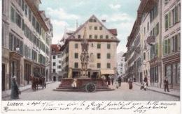 SUISSE(LUCERNE) - LU Luzern