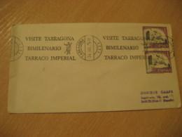 TARRAGONA 1975 Bimilenario Tarraco Imperial Cancel Cover SPAIN Archeology Archeologie - Archäologie
