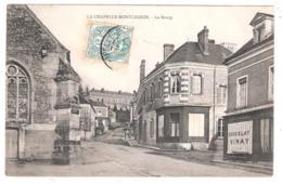 La Chapelle Montligeon  (61 - Orne)  Le Bourg - Frankreich