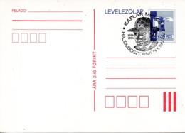 HONGRIE. Carte Commémorative De 1987. Lord Baden Powell. - Pfadfinder-Bewegung