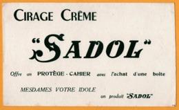 BUVARD - SADOL - Cirage Crème - Zapatos