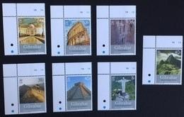Gibraltar 2008; Archaeology; History; New Seven Wonders Of The World; MNH, Neuf**, Postfrisch!! CV 22 Euro!! - Archäologie