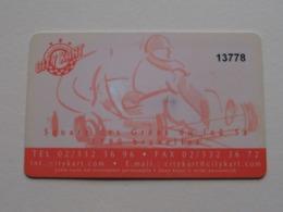 CITY KART > Bruxelles ( Zie Foto Voor Detail ) ! - Andere Sammlungen