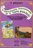 ARGUS  BAUDET - 1978 / 1979 Encyclopédie Internationale De La Cartes Postales Anciennes - Cataloghi