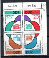 DDR  901 - 904  **  Postfrisch - Unused Stamps