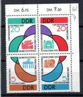 DDR  901 - 904  **  Postfrisch - [6] Repubblica Democratica