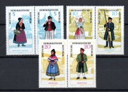 DDR  1074 - 1079  **  Postfrisch - Unused Stamps