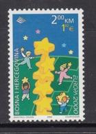 Bosnia Herzogavina MNH Michel Nr 194 From 2000 / Catw 3.00 EUR - Bosnia Erzegovina