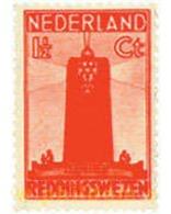 Ref. 617607 * HINGED * - NETHERLANDS. 1933. SEAMEN'S HOME FUND . PRO CASA DE LOS MARINEROS - Neufs
