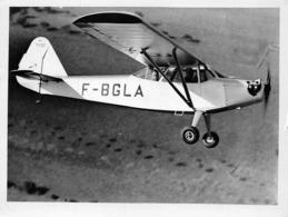 PHOTAVIA - BROCHET MB 80 - AVION BIPLACE D'ECOLE ET DE TOURISME - - Aviation