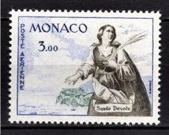 MONACO 1960 / 1961 N° 75 -  NEUF** /2 - Airmail