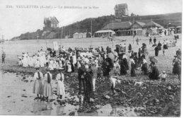 Veulettes. La Bénédiction De La Mer - France