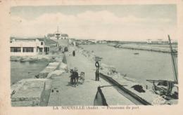 La Nouvelle (Aude) - Panorama Du Port - Port La Nouvelle