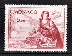 MONACO 1960 / 1961 N° 77 -  NEUF** /2 - Airmail