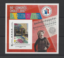 FRANCE. YT  Bloc Congrès Cholet  Neuf **  2017 - Other