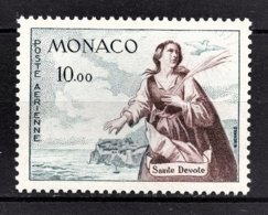 MONACO 1960 / 1961 N° 78 -  NEUF** /2 - Airmail