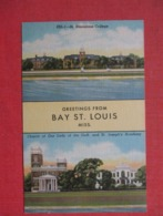 M/V    Bay St Louis  Mississippi     Ref 3719 - Vereinigte Staaten