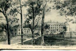 N°76579 -cpa Environs De Vannes -Saint Avé -le Château De Beauregard- - Autres Communes