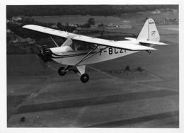 INFORMATIONS AERONAUTIQUES PHOTO - BROCHET MB 70 - AVION BIPLACE D'ECOLE ET DE TOURISME - - Aviation