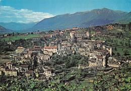 Cartolina Prata Sannita Vecchia Panorama - Grosseto