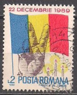 Rumänien  (1990)  Mi.Nr.  4585  Gest. / Used  (8ga13) - Usado