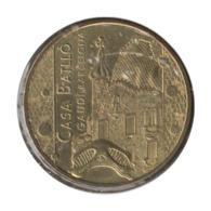 99004 - MEDAILLE TOURISTIQUE MONNAIE DE PARIS - Espagne Casa Batllo - 2015 - Monnaie De Paris