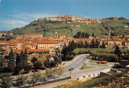 Cartolina Mondovì Panorama 1985 - Cuneo
