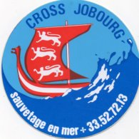 Autocollant SECOURS EN MER CROSS JOBOURG - Aufkleber