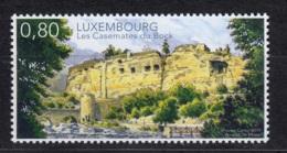 19.- LUXEMBOURG 2019 LES CASEMATES - ARCHITECTURE - Luxemburgo
