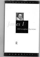 Christopher Durston. James 1 - Histoire