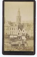 CDV   CAMBRAIS   Photographe  H.CAZE  Cambrai - Oud (voor 1900)