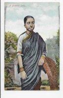 A Brahmin Lady - Inde