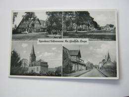 HOYA,  Schöne Karte Um 1955 - Allemagne