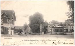 61 LE THEIL-sur-HUISNE - Entrée De L'usine Abadie - France