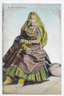 A Marwari Woman. - Inde