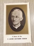 Santino P. Leone Giovanni Dehon - Santini