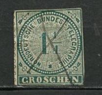 Allemagne III Reich - Germany - Deutschland Télégraphe 1946 Y&T N°2 - Michel N°2 (o) - 1,25p  Chiffre- Défectueux - Allemagne