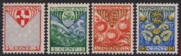 NETHERLANDS.- CHILDREN'S CHARITIES - FLOWERS - **MNH - 1926 - Francobolli