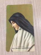 Santino Suor Maria Gabriella In Ricordo Dei Suoi Vent'anni Dal Suo Pio Transito In Dorgali (nu) - Santini