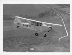INFORMATIONS AERONAUTIQUES PHOTO - BROCHET MB 120 - AVION DE TOURISME BIPLACE - - Aviation