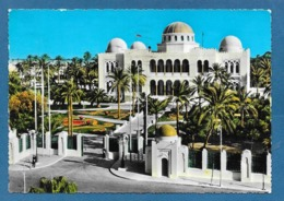 LIBIA LIBYA PALAZZO REALE 1960 - Libia