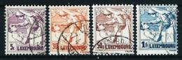 Luxemburgo Nº 160/3 (año 1925) Usado - Luxemburgo