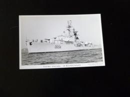 ESCORTEUR D'ESCADRE  LA BOURDONNAIS - Warships
