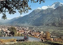 Cartolina Aosta Panorama Monte Emilius 1976 - Unclassified