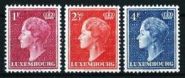 Luxemburgo Nº 418-421A-422 Nuevo - Nuevos