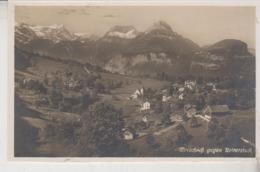 Morschach  Blick Gegen Seelisberg Und Urirotstock - UR Uri